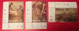 MALAWI - MNH** - 1983 - # 414/416 - Malawi (1964-...)