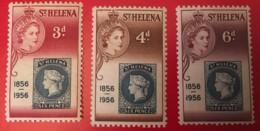 ST. HELENA - MNH**  - 1956  - # 153/155 - Sainte-Hélène