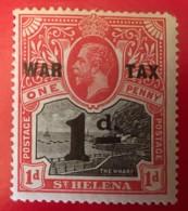ST. HELENA - MH*  - 1916  - # MR1 - Sainte-Hélène