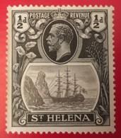 ST. HELENA - MH*  - 1922-1927  - # 79 - Sainte-Hélène