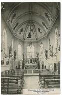 Pensionnat De St François à Blicquy Chapelle à Wattines - La Chapelle - 1919 - 2 Scans - Leuze-en-Hainaut