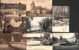 Auderghem - Petit Lot Sympa 8 Cartes (voir Scans) - Auderghem - Oudergem
