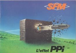 DOCUMENTATION SFM PPI (ANNÉES 1984) - Catalogues