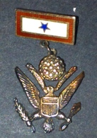 Insigne Son In Service - US Army - WW2 - Etats-Unis