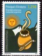 2017 Spanish Andorra - Argentinian Diaspora In Andorra - Matee Tea - MNH** MI 448 - Neufs
