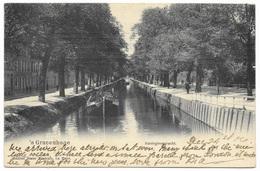 's-Gravenhage Koninginnegracht Postmark 1906 - Edition Bazar Français - Den Haag ('s-Gravenhage)