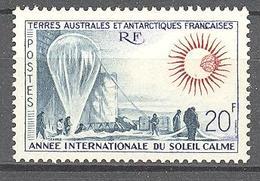 Terres Australes Et Antarctiques Françaises (TAAF) : Yvert N° 21* - Französische Süd- Und Antarktisgebiete (TAAF)