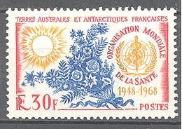 Terres Australes Et Antarctiques Françaises (TAAF) : Yvert N° 26* - Französische Süd- Und Antarktisgebiete (TAAF)