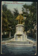 X01 - Bruxelles - Monument Des Comtes D'Egmont Et Hoorn - Monuments, édifices