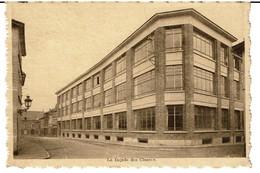 Collège Notre-Dame 30 Rue Des Augustins Tournai - Circulée - Façade Des Classes - 2 Scans - Tournai