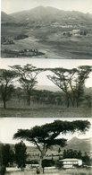 LOT CARTES ETHIOPIE - Ethiopie