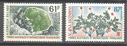 Terres Australes Et Antarctiques Françaises (TAAF) : Yvert N° 52/53**; MNH - Neufs