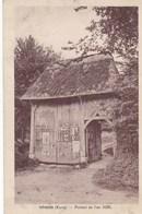 Infréville, Eure, Portail De L'An 1620 (pk54041) - France