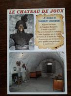 Château De Joux. Cellule Et Buste De Toussaint Louverture - France