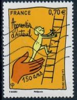 Yt 5037 Apprentis D'auteuil-main - France