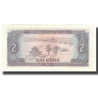 Billet, Viet Nam, 2 D<ox>ng, KM:85a, SPL+ - Viêt-Nam