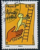 Yt 5037 Apprentis D'auteuil-cachet Rond-main- - France