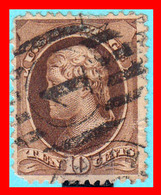 ESTADOS UNIDOS USA UNITED STATES 1870 - 71  JEFFERSON - Amérique Centrale