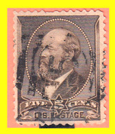 ESTADOS UNIDOS USA UNITED STATES 1882 – JAMES A. GARFIELD - América Central