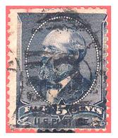 ESTADOS UNIDOS USA UNITED STATES 1882 – JAMES A. GARFIELD - Amérique Centrale