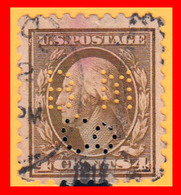 ESTADOS UNIDOS USA UNITED STATES 1908-09 – WASHINGTON - Centraal-Amerika