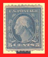 ESTADOS UNIDOS USA UNITED STATES 1908-09 – WASHINGTON - América Central
