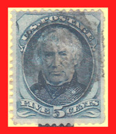 ESTADOS UNIDOS USA UNITED STATES 1875 – ZACHARY TAYLOR - Amérique Centrale