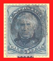 ESTADOS UNIDOS USA UNITED STATES 1875 – ZACHARY TAYLOR - Central America