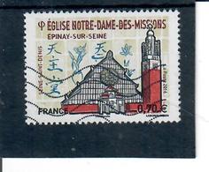 Yt 5038 Epinay S/ Seine ND Des Missions - France