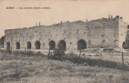 ACHET , ( Hamois , Ciney ), Les Anciens Fours à Chaux ; ( Carrière ) - Hamois