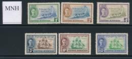 BRITISH HONDURAS, 1949 Set Complete MNH, Cat £8 - Brits-Honduras (...-1970)