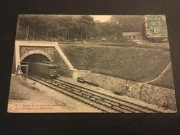 CHAVILLE - Sortie Du Tunnel De Meudon (Val Fleury à CHAVILLE) - Chaville