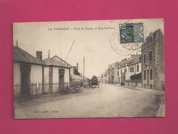 La Turballe - Poste De Douane Et Quai St Pierre - Douane