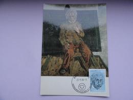 CARTE MAXIMUM CARD ALBERT EINSTEIN SUISSE - Albert Einstein