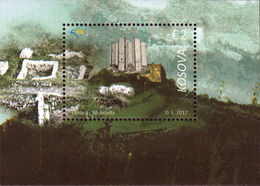 Kosovo Stamps 2017. Europa CEPT, Castles, Fortresses. Block MNH - Kosovo