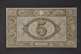 CHF 5.00 Note Gefaltet - Suisse