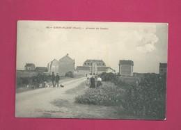 Loon Plage (Nord) - Avenue Du Casino - Douane