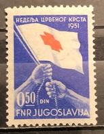 Yugoslavia, 1951, Mi: ZZ 10 (MNH) - Nuovi