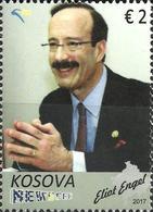 Kosovo Stamps 2017. Personality Eliot Engel. Set MNH - Kosovo