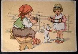 CON IL GOMITOLO - Bambini