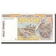 Billet, West African States, 1000 Francs, KM:711Kb, NEUF - États D'Afrique De L'Ouest