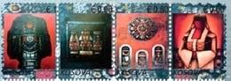 Kosovo Stamps 2017. Visual Art - Engjell Berisha. Set MNH - Kosovo