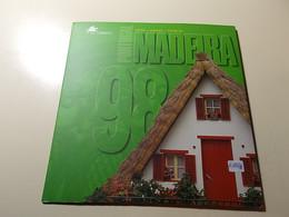 Carteira Anual * Annual Package * 1998 * Madeira - Libretti