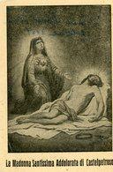°°° La Madonna Santissima Addolorata Di Castelpetroso (IS) °°° - Isernia