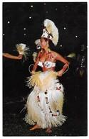 Tahiti Danse De Nuit Photo Afo Giau - Polynésie Française