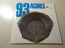 Carteira Anual * Annual Package * 1993 * Açores - Libretti