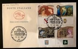 REGIONI D'ITALIA 2005 CON APPENDICE - F.D.C.