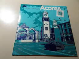 Carteira Anual * Annual Package * 1991 * Açores - Booklets
