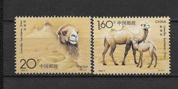 LOTE 1816   ///  (C050)   CHINA 1993-Bactrian Camel **MNH     ¡¡¡ OFERTA !!!! - 1949 - ... República Popular