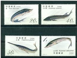 LOTE 1816   ///  (C080)   CHINA 1994-Cranes **MNH     ¡¡¡ OFERTA !!!! - 1949 - ... República Popular